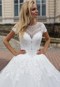 Oksana Mukha Wedding Dresses 2017 Abriana-1