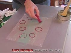 What Supplies Are Needed for Encaustic Painting?- Merion Art Blog