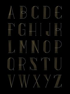 art deco Not for sale, but a super cool font. Might just be the colors, but Im getting an art deco/great gatsby feel Art Deco Font, Motif Art Deco, Art Deco Design, Art Deco Typography, Anos 20s, Fuente Art Deco, Calligraphy Fonts, Bullet Journal Inspiration, Cool Fonts