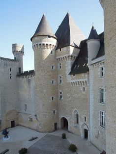 Chateau de Chabenet, France