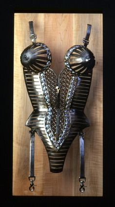 Delachaise by Scott Cawood Metal Artist