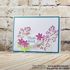 Image result for stampin up beautiful bouquet