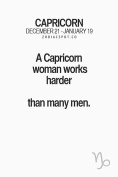 ZodiacSpot - Your all-in-one source for Astrology. So true, so me! All About Capricorn, Capricorn Quotes, Capricorn Facts, Zodiac Signs Capricorn, Capricorn And Aquarius, Zodiac Quotes, Astrology Signs, Zodiac Facts, Capricorn Female