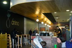 Animo located in Haddonfield New Jersey and Philadelphia Pennsylvania offers lots of vegan options. Fresh juices, smoothies, salads, and burritos