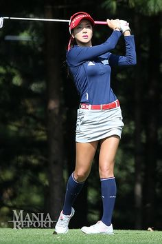 Trying to play considerably better golf. golf driving tips. Girl Golf Outfit, Cute Golf Outfit, Girls Golf, Ladies Golf, Volkswagen Golf, Golf Betting, Sexy Golf, Golf Player, Dolphins