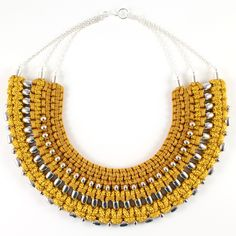 LOVE Eleanor Ford's tribal necklaces!  I just purchased a decent handful & honestly I love them more than i expected to!