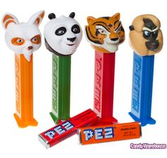 Just found Kung Fu Panda PEZ Candy Packs: 12-Piece Display @CandyWarehouse, Thanks for the #CandyAssist!