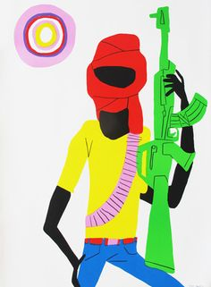 """""""Somali Pirate"""" by Todd James. I want. Just seven hundred bones."""