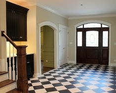 porcelain ceramic tile floor