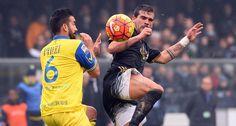 Chievo-Juventus, il film della partita #Sturaro
