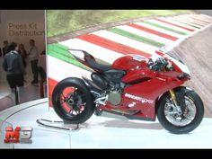 EICMA 2014 - TUTTE LE NOVITA' PARTE 1 - LE ITALIANE: DUCATI - MV AGUSTA ...