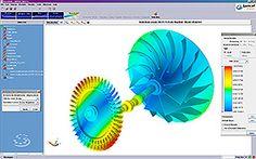 Samcef Rotor Dynamics