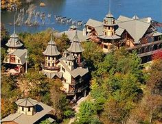 An American Castle in the Ozarks