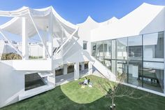 Flying House IROJE KHM Architects Korea - 3737340