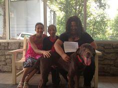 Sam – Adopted 7/19/2013 | Labrador Friends of the South