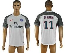 paris saint germain 11 di maria away soccer club jersey