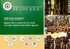 Let us be interested not only in the regular tourist attractions, but to immerse yourself as well in the local culture by visiting the places with craft works.  Here is the 11th of the fifteen (15) facts that you should know about Baguio City by BESA.  For more information:  https://besaphil.com/  Follow us in our official social media accounts:  Facebook: https://www.facebook.com/besaphil   Twitter : https://twitter.com/besa_phil?lang=en  Pinterest : https://www.pinterest.com/besainfo/pins/