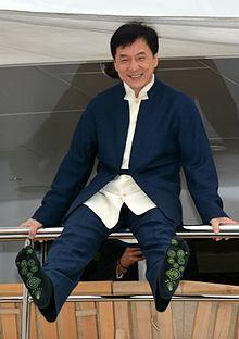 Jackie Chan - Wikipedia, the free encyclopedia