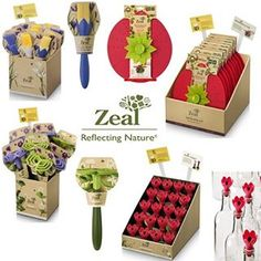Four new additions to the Zeal Reflecting Nature range! Following the success of the much-loved Zeal Reflecting Nature range, VGM International is excited to announce the arrival of four new additions to the range of floral inspired kitchenware – just in time for spring to spruce up your kitchen! From the new Crocus Bottle Stoppers to the Strawberry Lids, the colour palette of the range stems from visions of a stunning wildflower garden, with a specific plant of flower in mind for each tool…