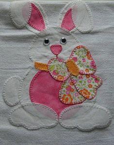 Resultado de imagem para artesanato para pascoa em tecido