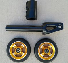 Tricking Out Your Scooter With Custom Pro Scooter Parts - #scooter blog