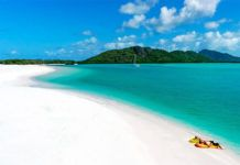 Bela rajska plaža u Kvinslendu ( Whitehaven beach ) Beach, Water, Outdoor, Gripe Water, Outdoors, The Beach, Beaches, Outdoor Games, The Great Outdoors