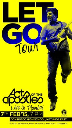 Book your passes now! http://tinyurl.com/letgo2015  music Mumbai concert live band letgo letgotour