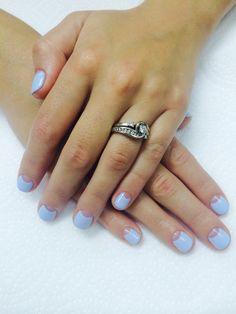 CND manicure  color :Creekside