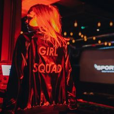 It's the LAST DAY to ENTER our Girl Squad Bomber Jacket COMPETITION! 😍 5 more hours until we announce the lucky winner!! Get entering!! 👊🏼👊🏼👊🏼 .  Worn on the beaut @iantherose @nevsmodels ❤️ .  #sportfx #sweatsmartsweatsexy #getyourgamefaceon #fiercelyfit #gymface #makeup #fitness #workout #gymlife #sportmakeup #sportsluxe #activewear #girlsquad #girlgang #bomberjacket #style #competition #contest #fashion #ootd #wiwt #fashion