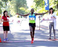 Athletics: Kip Kangogo runs to 6th victory at the Scotiabank Vancouver Half-Marathon