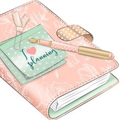Really love what PlannerGirlCouture is doing on Etsy.
