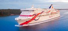 Baltic Queen | Overnight cruises Helsinki-Tallinn - Tallink & Silja Line