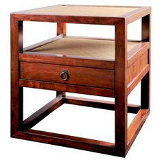 end table for Mom, bungalow 5