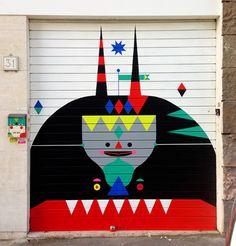 Camilla Falsini: Scritte sui muri