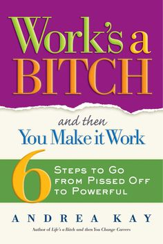 Are you frustrated by the indignities of life in today's workplace? More work, longer hours, fewer benefits, incompetent bosses. Career consultant and expert Andrea Kay has heard it all. In her new book, Kay connects with the 85 percent of the workforce who feel unsatisfied with their careers. Readers will immediately recognize themselves in the stories she tells, gleaned from the thousands of unhappy workers who have responded to Kay's nationally syndicated column and appearances.