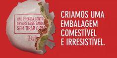 Brazilian Burger Chain Offers Edible Packaging