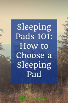 Camping Sleeping Pad - Thinking Of Camping? Here's Some Advice To Remember Camping Guide, Backpacking Tips, Hiking Gear, Camping Gear, Outdoor Camping, Outdoor Gear, Best Camping Stove, Survival, How Are You Feeling