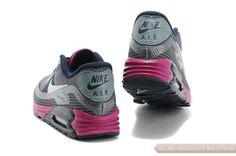 on sale da497 a3b24 nike air max 90 lunar unisex dark grey rose shoes p 381