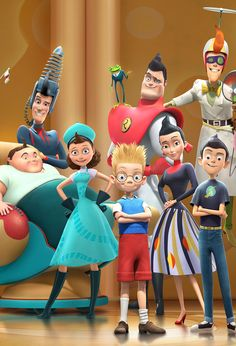 meet the robinsons 2 full movie online Amazoncouk - buy meet the robinsons at a low price free delivery on qualified orders have the 'time' of your life with disney's fun-filled comedy meet the robinsons - a thrilling adventure that takes you to a whole new world full of imagination time machine #2 was stolen by bowler hat guy after he met dor- 15.