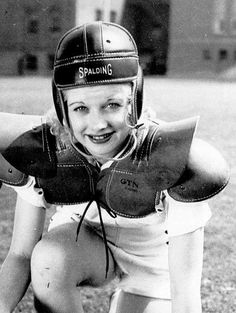 Lucille ball from three stooges episode three little pigskins