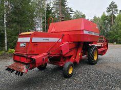 1976 Massey-Ferguson 206 Harvest Time, Tractors, Projects