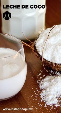 ¿Cómo hacer leche de coco? Receta.