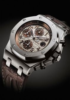 SIHH 2014: Audemars Piguet - Royal Oak Offshore Chronograph 42mm 2014 Collection | Time and Watches