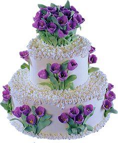 Cake, Desserts, Blog, Flower, Tailgate Desserts, Deserts, Kuchen, Postres, Blogging