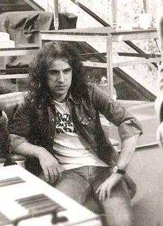 Klaus Meine. Scorpions. 1972.