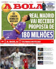 Báo Bồ Đào Nha: CR7 được hỏi mua với giá không tưởng