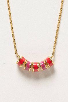 Rickrack Necklace