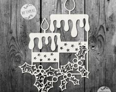 50% OFF ALL TEMPLATES!! Prices have been adjusted so no need for a coupon code xx  COMMERCIAL USE Christmas Scene Design. Paper cutting / Vinyl Template to cut yourself in SVG and PDF format.  Small Business Commercial Licence Included!!!   *****ITEM DESCRIPTION*****   - A perfect design for hand or machine paper cutting! Digitally traced from an original hand-drawing. - This item is a digital file, no physical item will be mailed. Once payment is confirmed you can download the files on the…