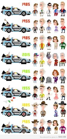 Back to the Future - back-to-the-future Fan Art