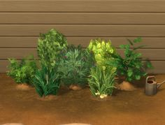 Garden Variety by plasticbox at Mod The Sims • Sims 4 Updates
